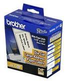 Brother - DK-11208 (papírové / široké adresy-400 ks) 38x90mm