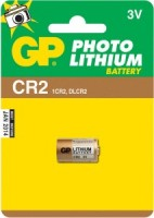 GP CR2 Alkalická Baterie
