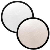 Lastolite 3028 reflektor 76 cm sunlite/soft stříbrná barva