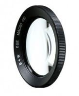 B&W 58ES MACRO LENS +10 (NL10), 58 mm, černá