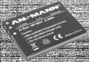 Ansmann baterie Sony NP BN 1 - neoriginální