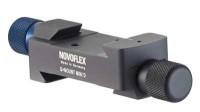 Novoflex Q=Mount Mini D rychlospojka, Chrome, šedá, 70 g, hliníkový