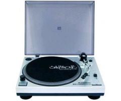 Omnitronic BD-1380 stříbrná barva