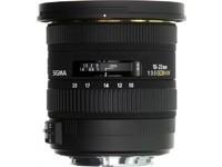 Sigma 10-20mm f/3.5 EX DC HSM (Sony)
