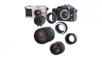 Novoflex adaptér Pentax K Obj. an Micro Four Thirds Kameras, černá