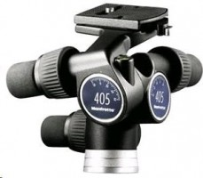 Manfrotto pro Digital Getriebe- Neiger 405