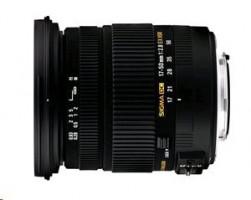 Sigma 17-50mm f/2,8 EX DC HSM pro Pentax