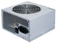 CHIEFTEC zdroj iARENA, GPA-400S8, 400W, 120mm fan, PFC, 50% 80+, bulk