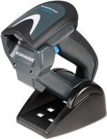 Datalogic Gryphon I GBT4100, 1D, BT, černá (skener, napájecí kolébka)
