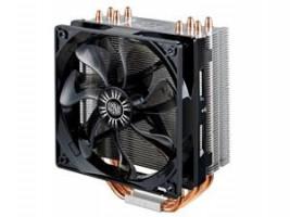 COOLERMASTER chladič Hyper 212+ EVO,skt. 1155/1156/1366/775/AM2/AM3.silent 19dBA