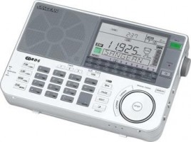 Sangean ATS-909 X bílá barva