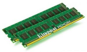 DIMM DDR3 16GB 1333MHz CL9 (Kit of 2), KINGSTON ValueRAM