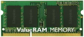SODIMM DDR3 4GB 1333MHz CL9 SR X8, KINGSTON ValueRAM