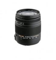 Sigma 18-250mm f/3,5-6,3 DC MACRO OS HSM pro Canon