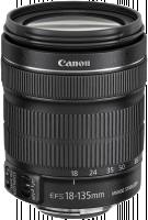 Canon EF-S - Zaostření objektivu - 18 mm - 135 mm - f/3.5-5.6 IS STM bulk/OEM balení