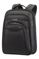 Backpack SAMSONITE 50D09005 14,1'' DESKLITE computer, doc., tablet,pocket, black