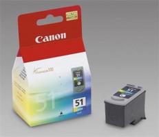 Canon CL-51 inkoustová náplň barevná