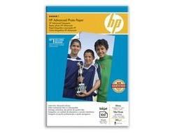 HP Adv. lesklý Photo papír 250 g, 10x15cm, 100ks