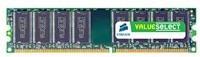 DIMM DDR2 2GB, 533Mhz, CL4, CORSAIR Value (KIT 2x1GB)