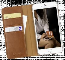 CASEual - Obal na iPhone 6 Plus, hnědá