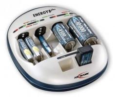Ansmann ENERGY 8 Plus - nabíječka (8576)