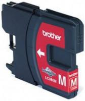 Brother inkoustová náplň LC-980/ Magenta
