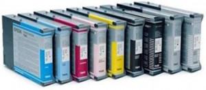 cartridge Epson C13T605200 - cyan - originální Stylus pro 4800/4880, 110ml