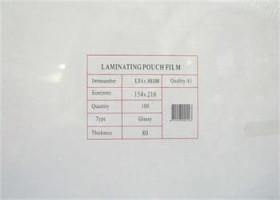 PEACH/OEM Laminovací folie lesklé 100ks, A5, 80mic