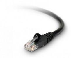 Belkin propojovací kabel RJ45, UTP Cat. 5e, 1m černý
