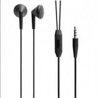 BlackBerry Stereo HF 3,5mm Black (Bulk)