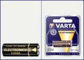 VARTA V23GA = LRV08 = A23 knoflíková baterie 12V (Lithium 1ks)
