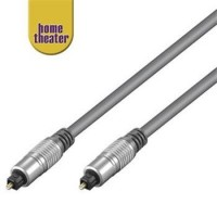 Home Theater HQ Optický kabel Toslink TOS male - TOS male 1,5m