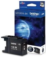 Brother LC-1280XLBK - inkoust černý, max.2400str.