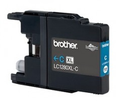 Brother LC-1280XLC - inkoust cyan