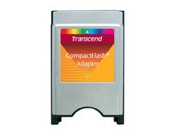 Transcend CF to PCMCIA adaptér