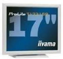"Iiyama LCD Prolite T1731SR-W1 17"" 5ms, DVI, repro,dotykový monitor, b."