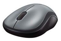 Logitech  M185 bezdrátová myš, šedá