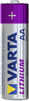 1x4 Varta Professional Lithium Mignon AA LR 6