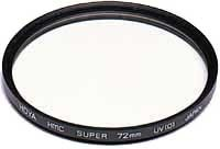 Hoya HMC UV (C) 72mm, 72 mm, černá