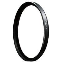 B&W 58ES CLEAR UV filtr (010), 58 mm, černá