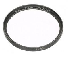 B&W 49ES Clear UV Haze MRC (010M)