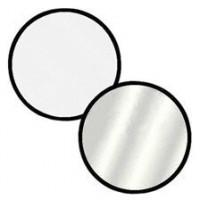 Lastolite 1231 reflektor 30 cm stříbrná/bílá