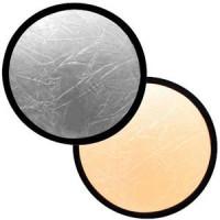 Lastolite reflektor 50 cm stříbrná/zlatá
