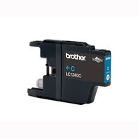 Brother LC-1220C - inkoust cyan, 300 str.