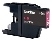 Brother LC-1220M - inkoust magenta, 300 str.