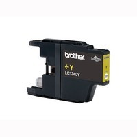 Brother LC-1220Y - inkoust yellow, 300 str.