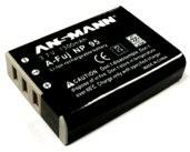 Ansmann baterie Fujifilm NP 95 - neoriginální