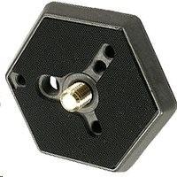 Manfrotto Kameraplatte, flache šroub 1/4 130-14