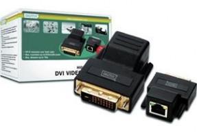 Digitus DS-54101 DVI extender po Cat5 kabelu až na 70m