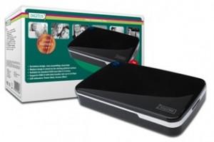 "Digitus DA-71035 pro 3,5""SATA HDD, externí box"